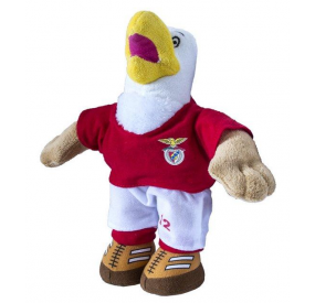 Águia Vitória - Mascote do Benfica em Peluche (25 cm)
