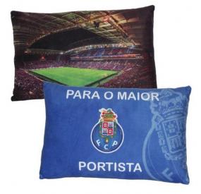 Almofada Retangular Estádio FC Porto (40x25 cm)