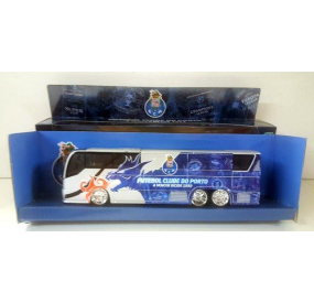 Autocarro FC Porto (19.5x5.5x4.5 cm)