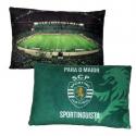 Almofada Retangular Estádio Sporting CP (40x25 cm)