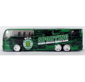 Autocarro do Sporting CP (19.5x5.5x4.5 cm)