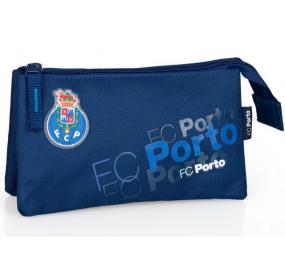 Estojo triplo FC Porto