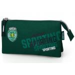 Estojo triplo Sporting CP